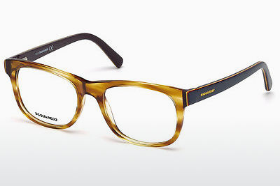 Eyewear Dsquared DQ5217 047 - Brown, Bright