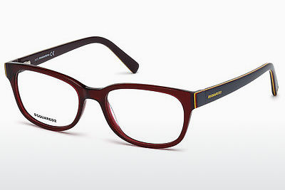 Eyewear Dsquared DQ5218 047 - Brown, Bright