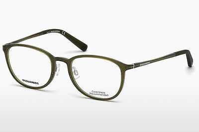 Eyewear Dsquared DQ5220 093 - Green, Shiny
