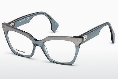 Eyewear Dsquared DQ5223 084 - Blue, Azure, Shiny