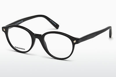 Eyewear Dsquared DQ5227 001 - Black