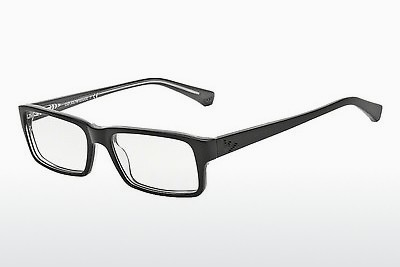 Eyewear Emporio Armani EA3003 5055 - Black, Grey, Transparent