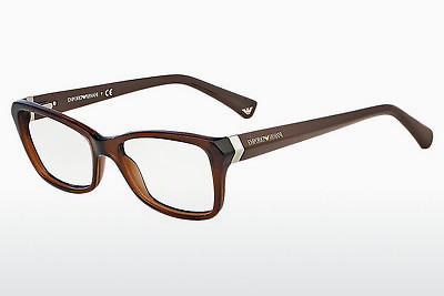 Eyewear Emporio Armani EA3023 5198 - Transparent, Brown