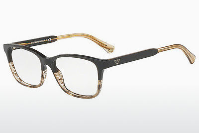Eyewear Emporio Armani EA3121 5567 - Brown, Havanna, White
