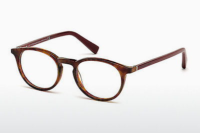 Eyewear Ermenegildo Zegna EZ5028 055 - Multi-coloured, Brown, Havanna
