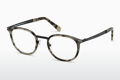 Eyewear Ermenegildo Zegna EZ5048 055 - Multi-coloured, Brown, Havanna