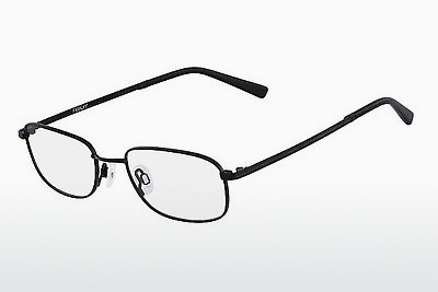 Eyewear Flexon SHAKESPEARE 600 001 - Black, Chrome