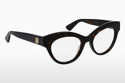 Eyewear Gucci GG0030O 002 - Brown, Havanna