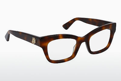 Eyewear Gucci GG0031O 002 - Brown, Havanna