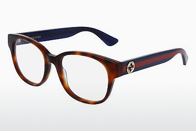 Eyewear Gucci GG0040O 003 - Brown, Havanna
