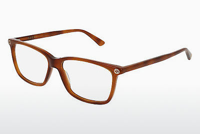 Eyewear Gucci GG0094O 003 - Brown, Havanna