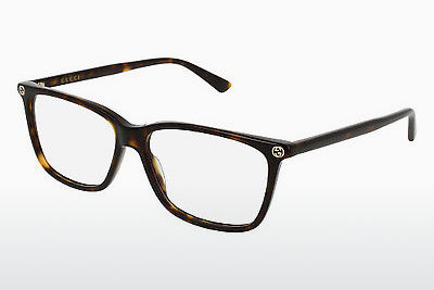 Eyewear Gucci GG0094O 007 - Brown, Havanna