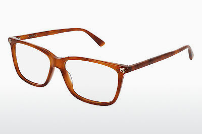 Eyewear Gucci GG0094O 008 - Brown, Havanna