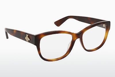 Eyewear Gucci GG0098O 002 - Brown, Havanna