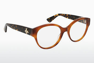 Eyewear Gucci GG0099O 003 - Brown, Havanna
