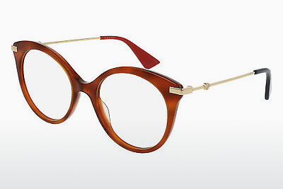 Eyewear Gucci GG0109O 003 - Brown, Havanna