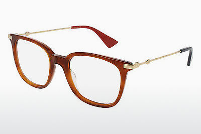 Eyewear Gucci GG0110O 003 - Brown, Havanna