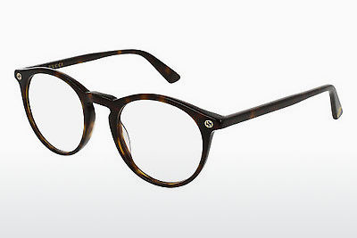 Eyewear Gucci GG0121O 002 - Brown, Havanna