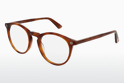 Eyewear Gucci GG0121O 003 - Brown, Havanna