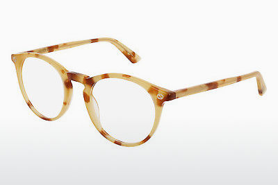 Eyewear Gucci GG0121O 004 - Brown, Havanna