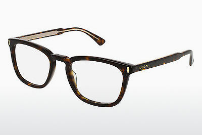 Eyewear Gucci GG0126O 002 - Brown, Havanna