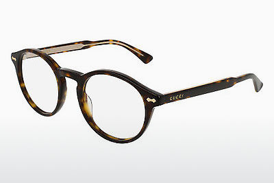 Eyewear Gucci GG0127O 002 - Brown, Havanna