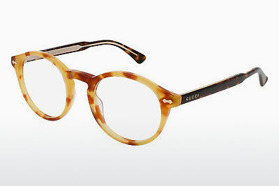 Eyewear Gucci GG0127O 004 - Brown, Havanna