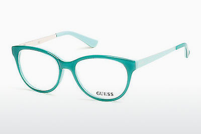 Eyewear Guess GU2539 093 - Green, Bright, Shiny