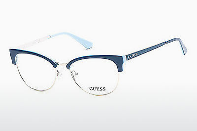 Eyewear Guess GU2552 084 - Blue, Azure, Shiny