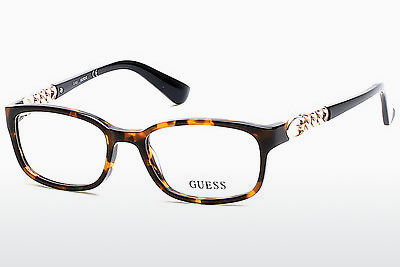 Eyewear Guess GU2558 052 - Brown, Dark, Havana