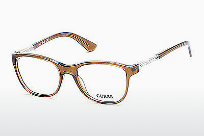 Eyewear Guess GU2562 045 - Brown, Bright, Shiny