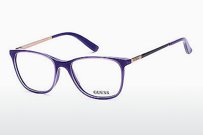 Eyewear Guess GU2566 081 - Purple, Shiny