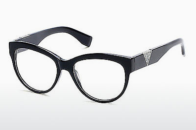 Eyewear Guess GU2574 001 - Black, Shiny