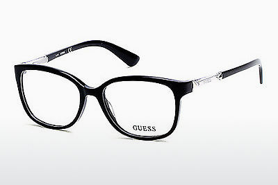 Eyewear Guess GU2580 001 - Black, Shiny