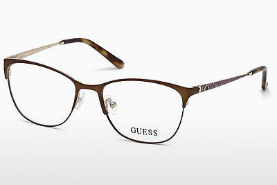 Eyewear Guess GU2583 049 - Brown, Dark, Matt