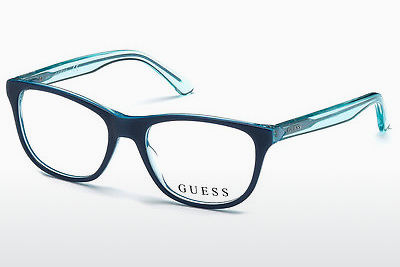 Eyewear Guess GU2585 084 - Blue, Azure, Shiny
