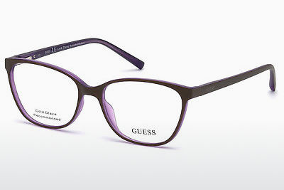 Eyewear Guess GU3008 050 - Brown, Dark