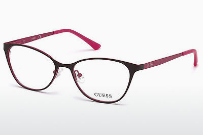 Eyewear Guess GU3010 050 - Brown, Dark