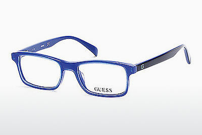 Eyewear Guess GU9162 090 - Blue, Shiny