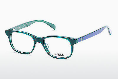 Eyewear Guess GU9163 096 - Green, Dark, Shiny