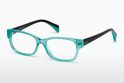 Eyewear Just Cavalli JC0768 087 - Blue, Turquoise, Shiny