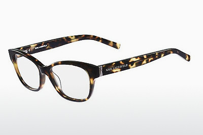Eyewear Karl Lagerfeld KL821 013 - Brown, Havanna