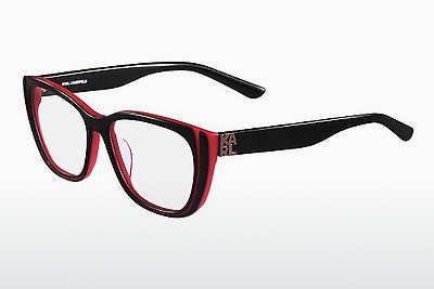 Eyewear Karl Lagerfeld KL914 001 - Black, Red