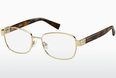 Eyewear Max Mara MM 1320 06J - Gold, Brown, Havanna