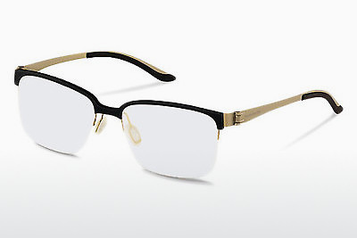 Eyewear Mercedes-Benz Style MBS 6034 (M6034 B) - Black, Gold