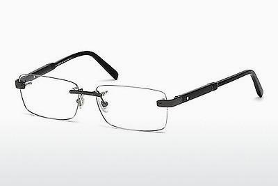 Eyewear Mont Blanc MB0617 008 - Grey, Shiny