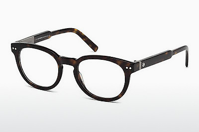 Eyewear Mont Blanc MB0619 052 - Brown, Dark, Havana