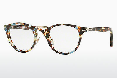 Eyewear Persol PO3107V 1058 - Blue, Brown, Havanna