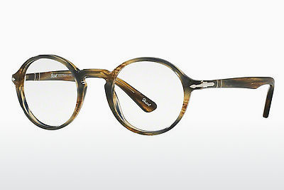 Eyewear Persol PO3141V 1049 - Brown, Havanna, Grey
