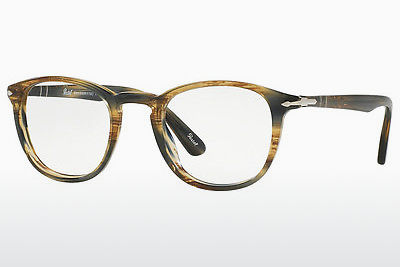 Eyewear Persol PO3143V 1049 - Brown, Havanna, Grey